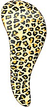 Voňavky, Parfémy, kozmetika Kefa na vlasy - KayPro Dtangler Brush Leopard Yellow