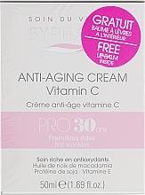 Voňavky, Parfémy, kozmetika Sada - Byphasse Anti-aging 30+ (cr/50ml+lip/balm/4.8g)