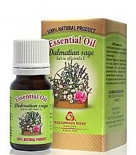 """Voňavky, Parfémy, kozmetika Esenciálny olej """"Sage"""" - Bulgarian Rose Dalmatian Sage Essential Oil"""