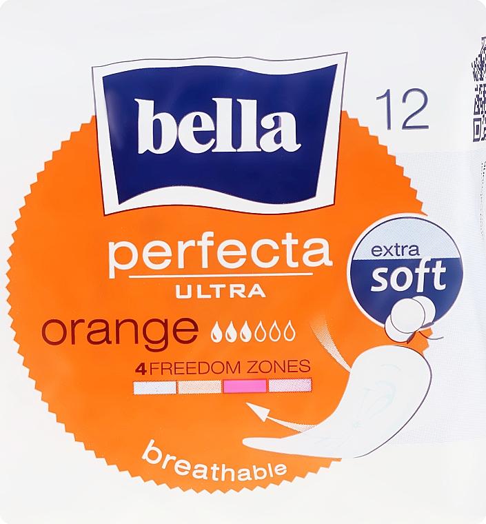Vložky Perfecta Ultra Orange, 12 ks. - Bella