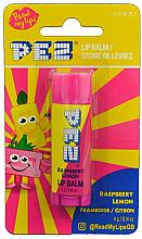 """Voňavky, Parfémy, kozmetika Balzam na pery """"Malina a citrón"""" - PEZ Raspberry Lemon Lip Balm"""