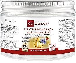 Voňavky, Parfémy, kozmetika Maska pre matné vlasy - GoCranberry Revitalizing Hair Mask
