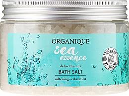 """Voňavky, Parfémy, kozmetika Relaxačná soľ do kúpeľa """"Essence"""" - Organique"""