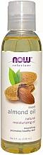 Voňavky, Parfémy, kozmetika Olej zo sladkých mandlí - Now Foods Solutions Sweet Almond Oil