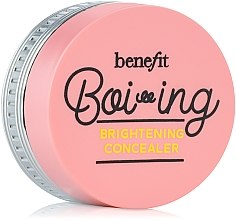 Voňavky, Parfémy, kozmetika Rozjasňujúci korektor - Benefit Boi-Ing Brightening Concealer