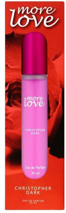 Christopher Dark More Love - Parfumovaná voda (mini)