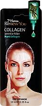 Voňavky, Parfémy, kozmetika Krémová maska na tvár - 7th Heaven Renew You Collagen Cream Mask
