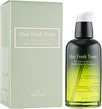 Voňavky, Parfémy, kozmetika Hydratačné tonikum s extraktom z aloe - The Skin House Aloe Fresh Toner