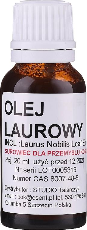 Olej z bobkového listu - Esent — Obrázky N2