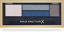 Voňavky, Parfémy, kozmetika Tiene na viečka a obočie - Max Factor Smokey Eye Drama Kit 2-IN-1 Eyeshadow and Brow Powder