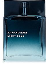 Voňavky, Parfémy, kozmetika Armand Basi Night Blue - Toaletná voda