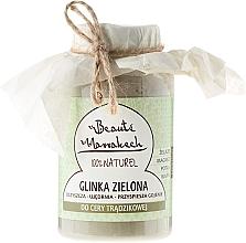 Voňavky, Parfémy, kozmetika Marocké zelené hliny - Beaute Marrakech Green Clay
