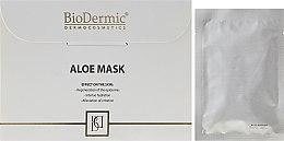 Voňavky, Parfémy, kozmetika Maska na tvár s aloe - BioDermic Aloe Mask