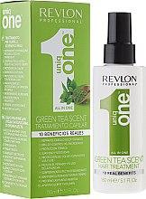 Voňavky, Parfémy, kozmetika Maska-sprej na vlasy - Revlon Professional Uniq One Green Tea Scent Hair Treatment