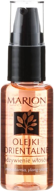 Výživný vlasový olej - Marion Regeneration Oriental Oil