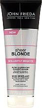 Voňavky, Parfémy, kozmetika Lesklý kondicionér na blond vlasy - John Frieda Sheer Blonde Brilliantly Brighter Conditioner