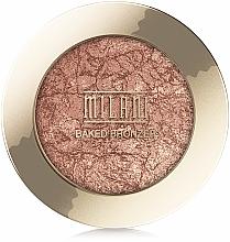 Voňavky, Parfémy, kozmetika Pečený Bronzer - Milani Baked Bronzer