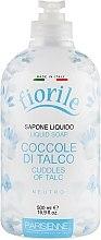 Voňavky, Parfémy, kozmetika Tekuté mydlo - Parisienne Italia Fiorile Cuddles Of Talc Liquid Soap