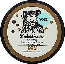 """Voňavky, Parfémy, kozmetika Telový olej """"Kadidlo a rozmarín"""" - Yope Olibanum & Rosemary Body Butter"""