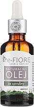 Voňavky, Parfémy, kozmetika Spirulínový olej - E-Flore Natural Oil