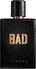 Voňavky, Parfémy, kozmetika Diesel Bad - Toaletná voda