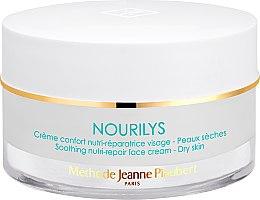 Voňavky, Parfémy, kozmetika Zvlhčujúci krém pre tvár - Methode Jeanne Piaubert Soothing Nutri-Repair Face Cream