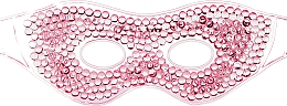 Voňavky, Parfémy, kozmetika Chladiaca maska na pokožku okolo očí, ružová - Avon