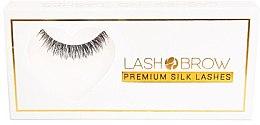 Voňavky, Parfémy, kozmetika Falošné riasy - Lash Brown Premium Silk Lashes Lashes No Lashes