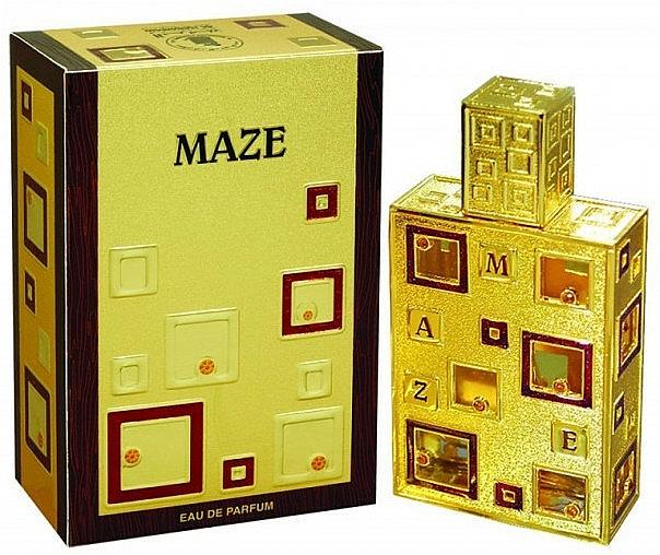 Al Haramain Maze - Parfumovaná voda  — Obrázky N1