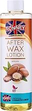 "Voňavky, Parfémy, kozmetika Lotion po depilácii ""Argan"" - Ronney Professional After Wax Lotion Argan"