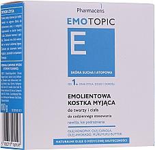 Voňavky, Parfémy, kozmetika Mydlo pre suchú a atopickú pokožku - Pharmaceris E Emotopic Soap
