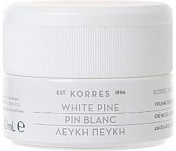 Voňavky, Parfémy, kozmetika Denný krém na korekciu hlbokých vrások - Korres White Pine