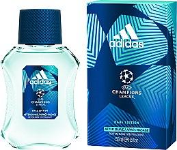 Voňavky, Parfémy, kozmetika Adidas UEFA Champions League Dare Edition - Lotion po holení