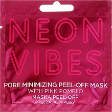 Voňavky, Parfémy, kozmetika Maska na tvár - Marion Neon Vibes Pore Minimizing Peel-off Mask