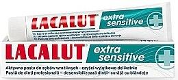 "Voňavky, Parfémy, kozmetika Zubná pasta ""Extra Sensitive"" - Lacalut"