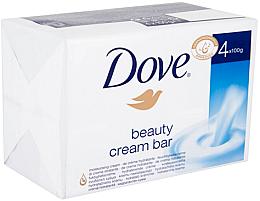 """Voňavky, Parfémy, kozmetika Krémové mydlo na tvár """"Krása a starostlivosť"""" - Dove"""