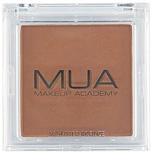Voňavky, Parfémy, kozmetika Bronzer na tvár - MUA Bronzer Sunkissed Bronze