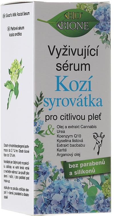 Sérum na tvár - Bione Cosmetics Goat Milk Serum