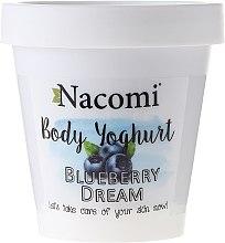 """Voňavky, Parfémy, kozmetika Telový jogurt """"Čučoriedka"""" - Nacomi Body Yogurt Blueberry Dream"""