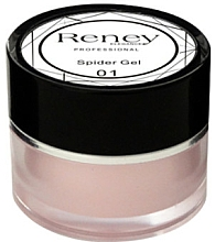Voňavky, Parfémy, kozmetika Gél, pavučina pre nechtový dizajn - Reney Cosmetics Spider Gel