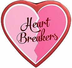 Voňavky, Parfémy, kozmetika Lícenka - I Heart Revolution Heartbreakers Shimmer Blush