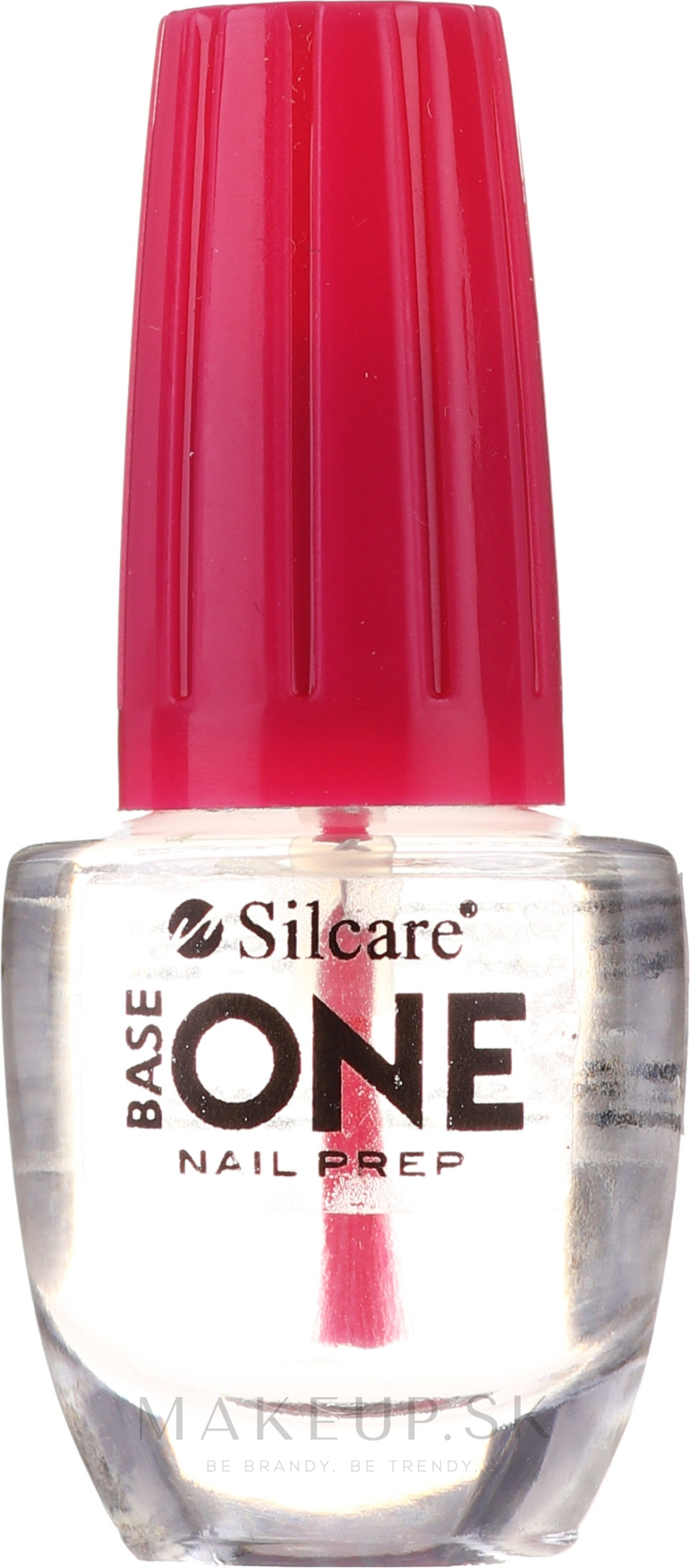 Bezkyselinový primer na nechty - Silcare Base One Nail Prep — Obrázky 9 ml