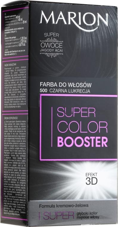 Farba na vlasy - Marion Super Color Booster