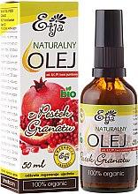 Voňavky, Parfémy, kozmetika Olej zo semien granátového jablka - Etja Bio
