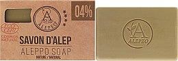 Voňavky, Parfémy, kozmetika Prirodné mydlo Aleppo - Alepeo Aleppo Soap Natural 4%