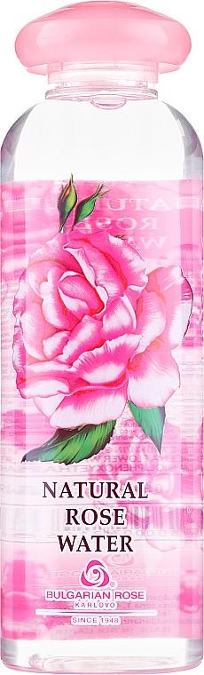 Prírodná ružová voda - Bulgarian Rose Rose Water Natural