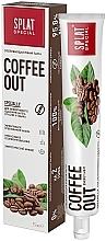 Voňavky, Parfémy, kozmetika Zubná pasta s enzymatickým komplexom - SPLAT Cofee Out