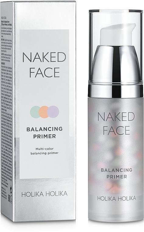 Vyvažovací primer - Holika Holika Naked Face Balancing Primer