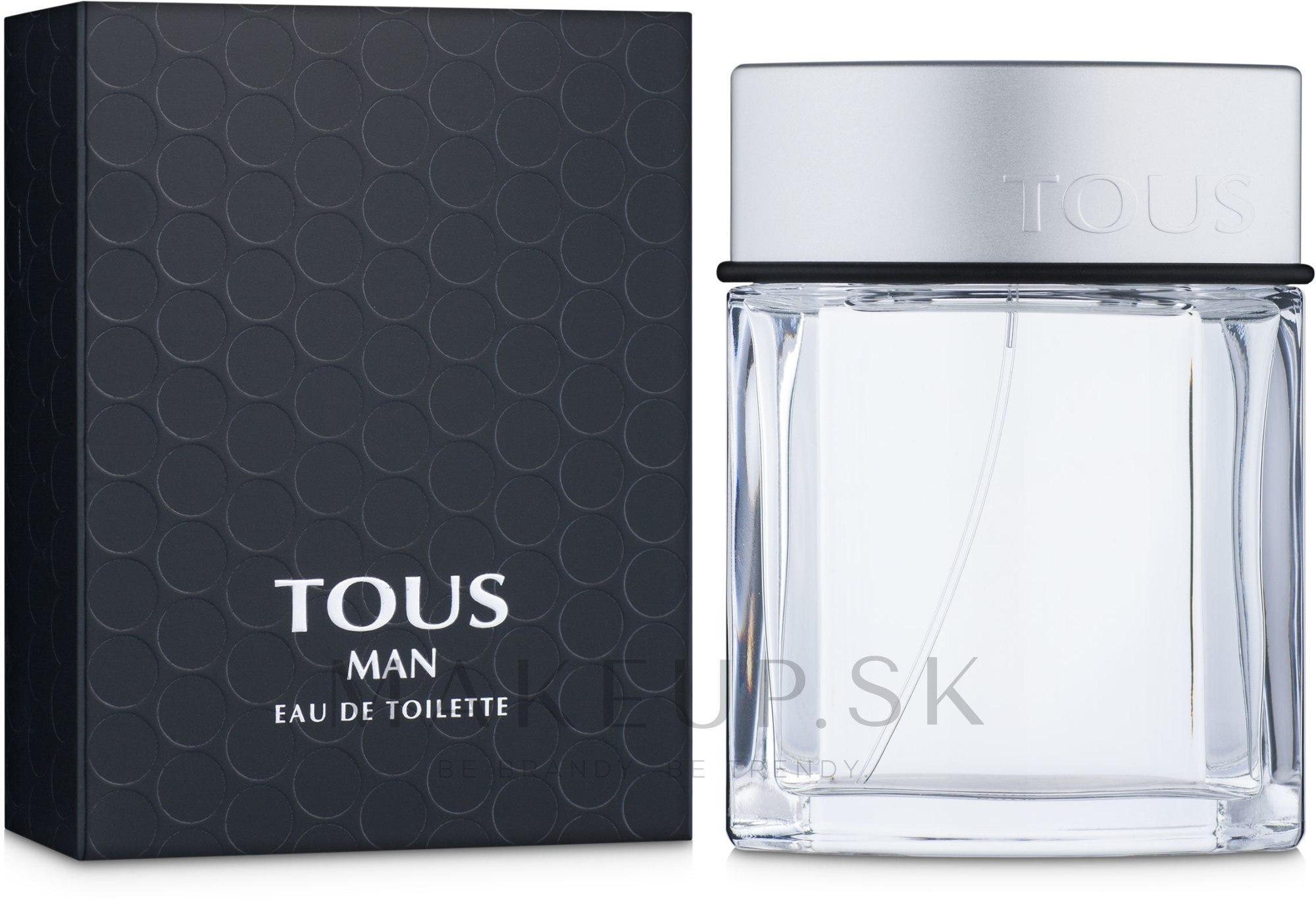 Tous Tous Man - Toaletná voda — Obrázky 100 ml
