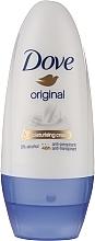 """Voňavky, Parfémy, kozmetika Antiperspirant guľôčkový """"Originál"""" - Dove"""
